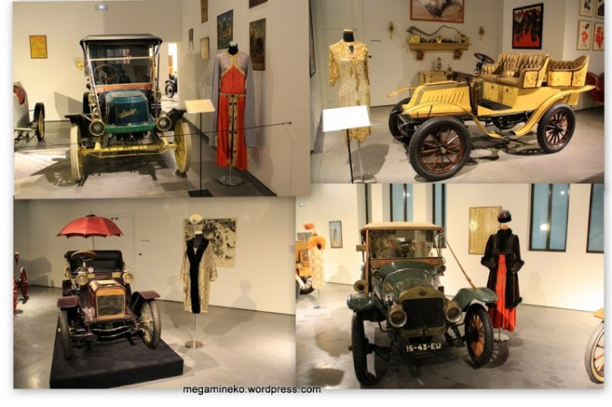 collage coches 1900