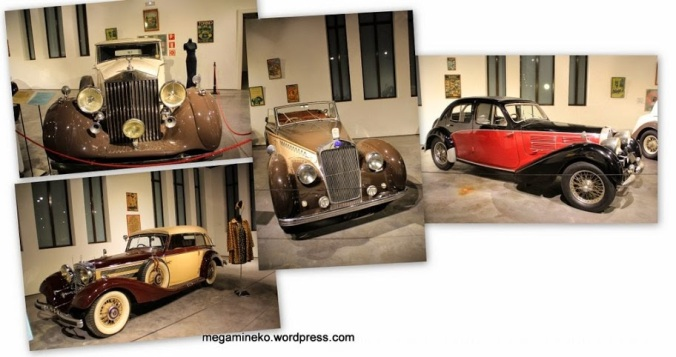 collage coches 1930