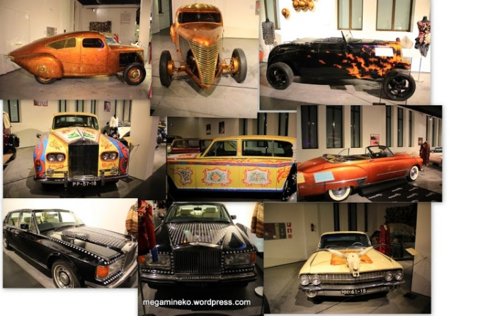 collage coches originales