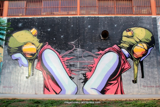 Bulevar de los Graffiti (2º parte) - 6 The insider series (3)