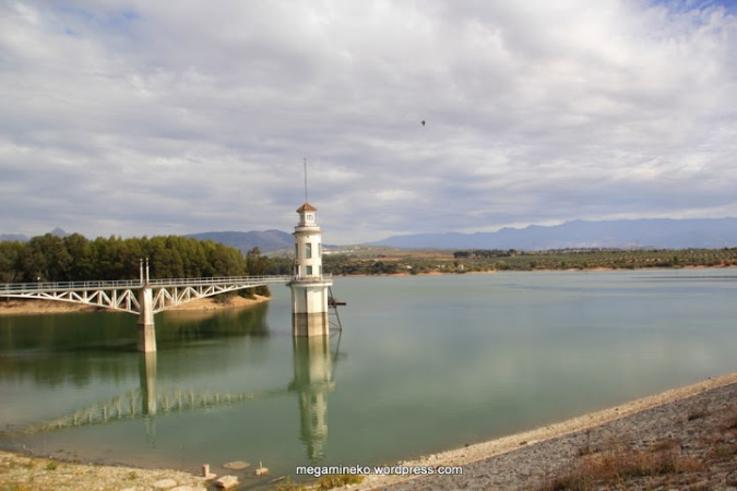 Embalse de Cubillas (1)