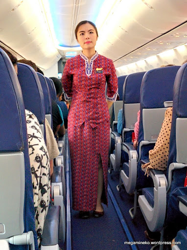 azafata thai lion air