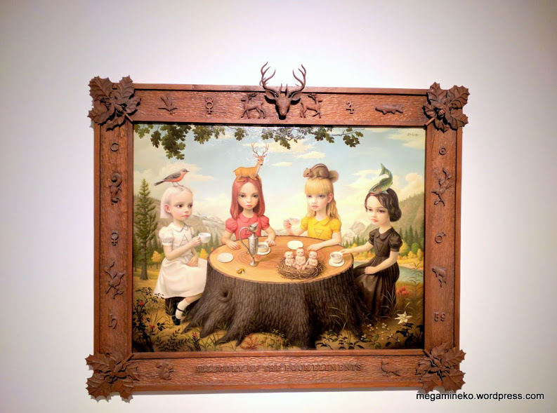 mark-ryden-allegory-of-the-four-elements